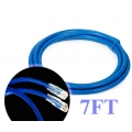 PATCH CORD 7FT CAT6 AZUL